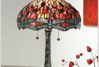 Large Red Table Lamp Uk