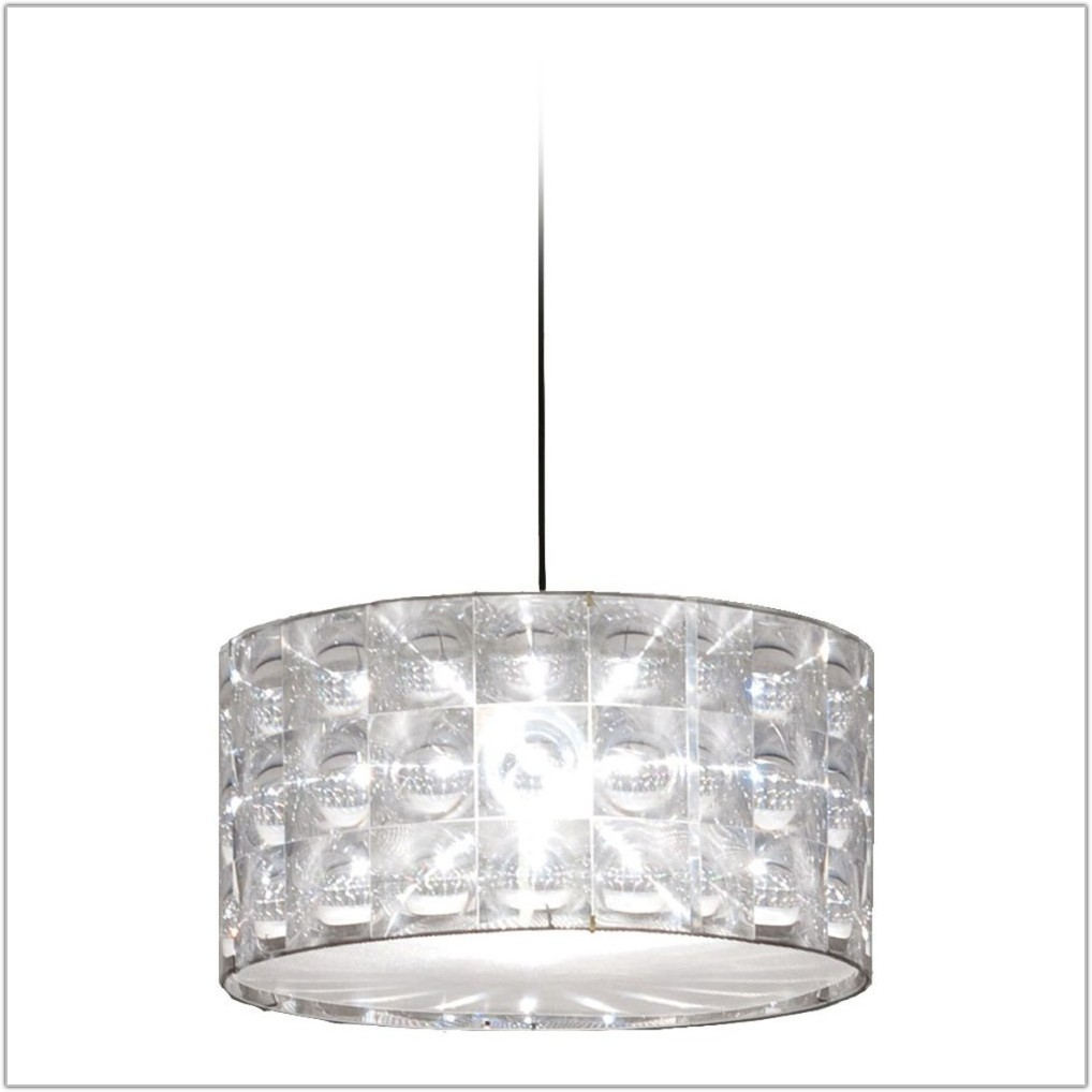 Large Round Base Table Lamps