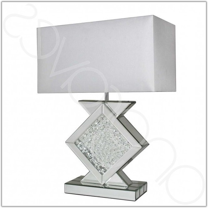 Large White Table Lamp Shade
