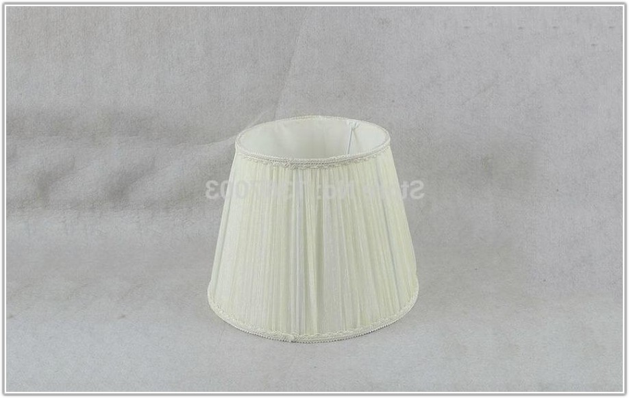 Large White Table Lamp Shades