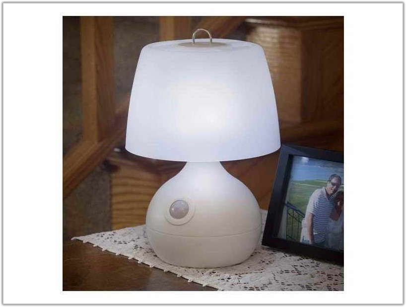 Led Table Lamp Battery Powered