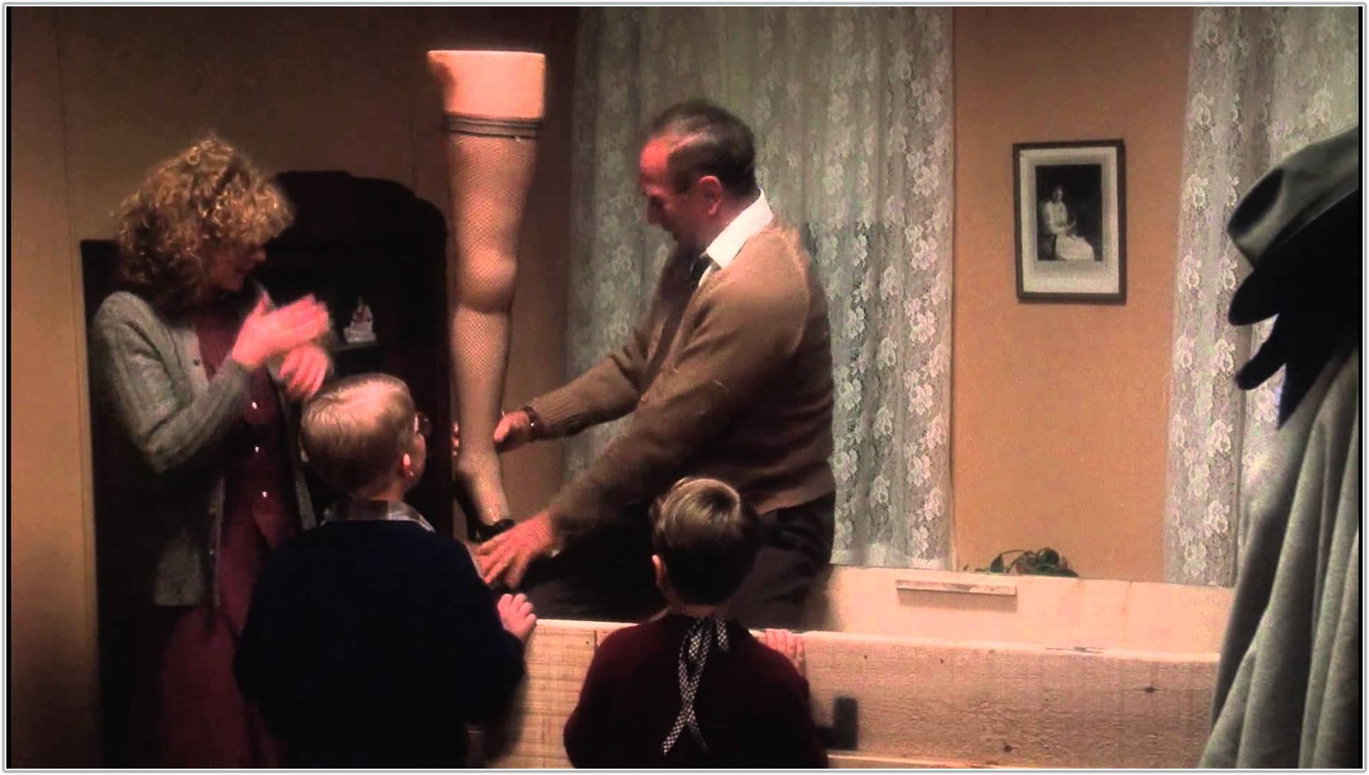 Leg Lamp A Christmas Story Youtube
