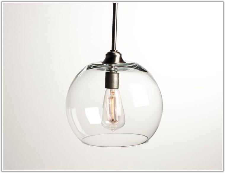 Light Bulb Shaped Oil Lamp