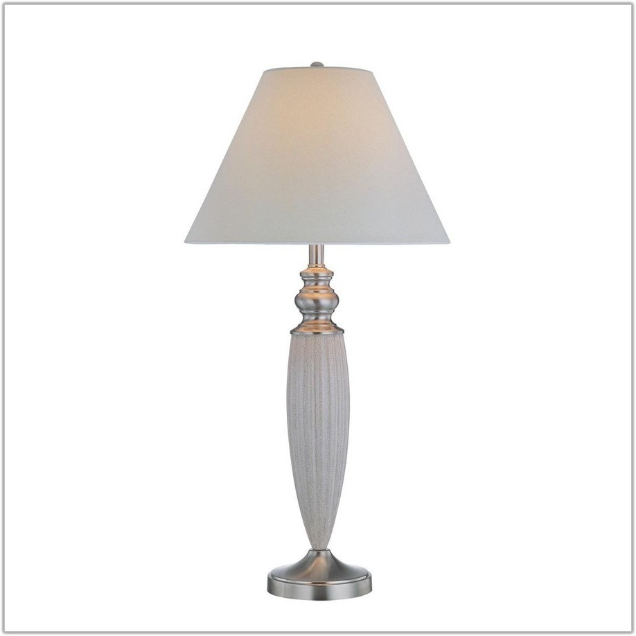 Lite Source Ivory Ceramic Table Lamp