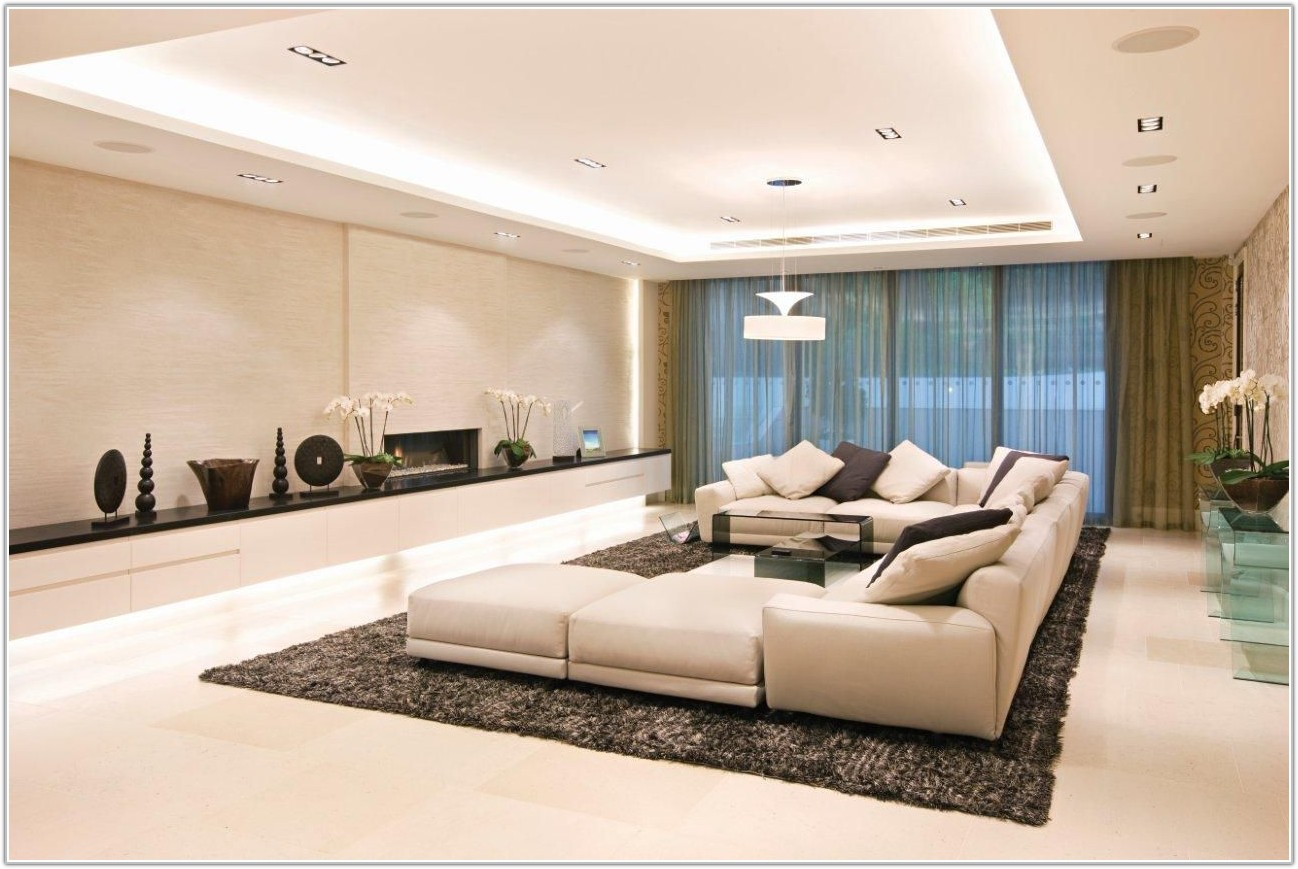 Living Room Ceiling Lights Ideas