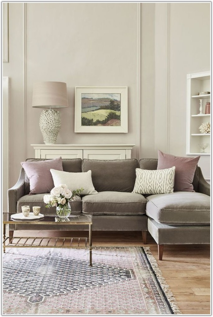 Living Room Ideas Light Brown Couch