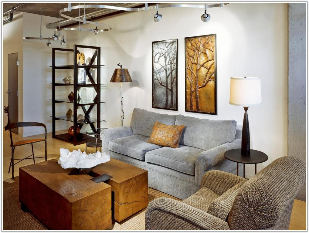 Living Room Lighting Floor Lamps