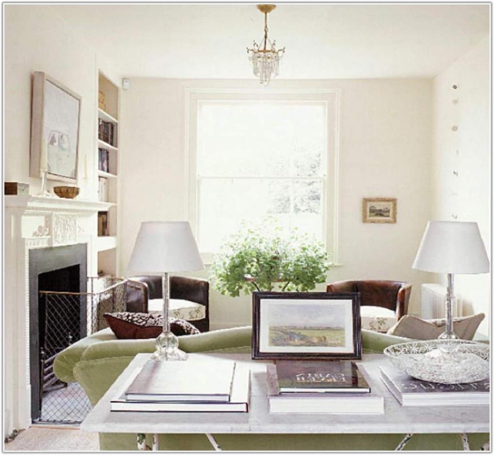 Living Room Table Lamp Ideas