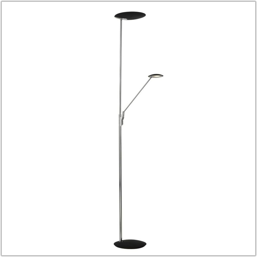 Mainstay Floor Lamps With Reading Light
