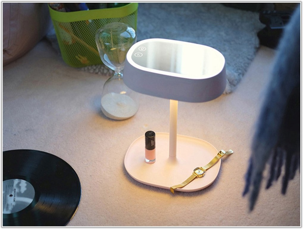 Making A Wooden Table Lamp