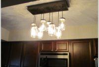 Mason Jar Pendant Lighting Diy