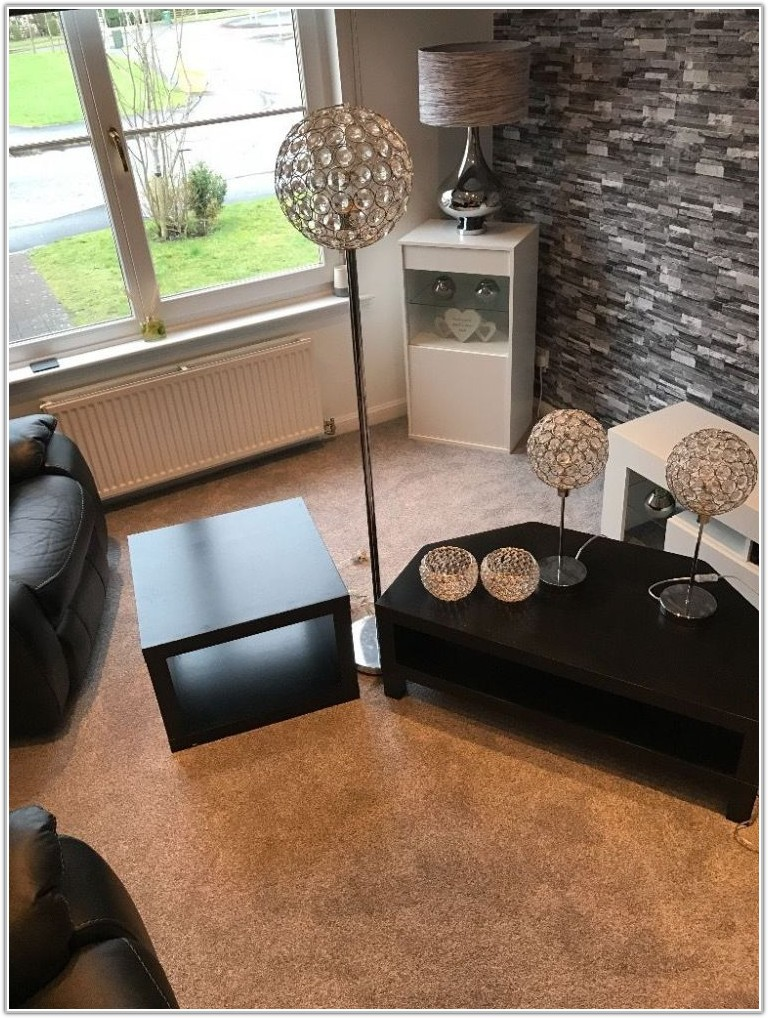 Matching Floor And Table Lights