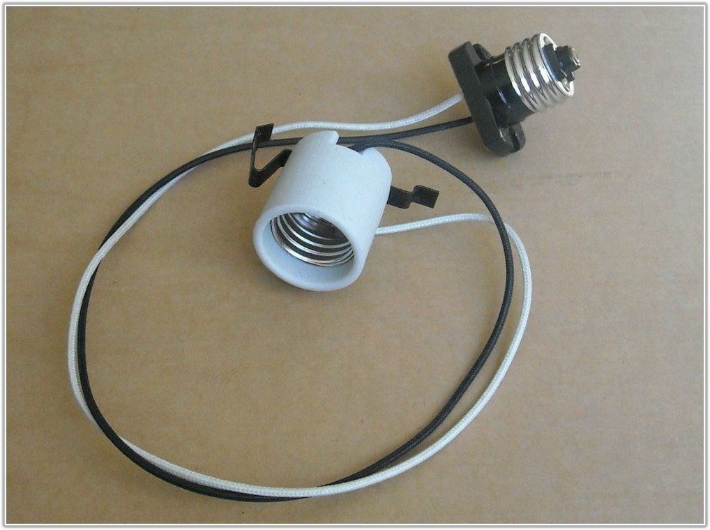 Medium Base Light Bulb Socket