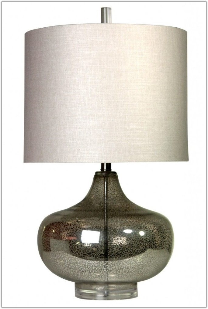 Mercury Glass Table Lamp Target