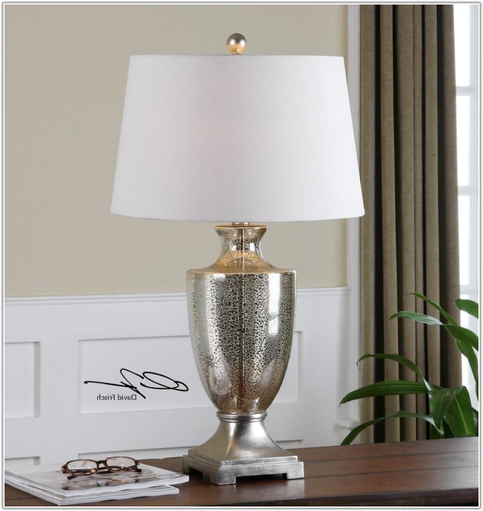 Mercury Glass Table Lamp Uk