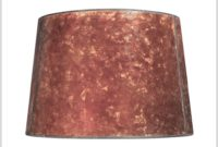 Mica Sheets For Lamp Shades