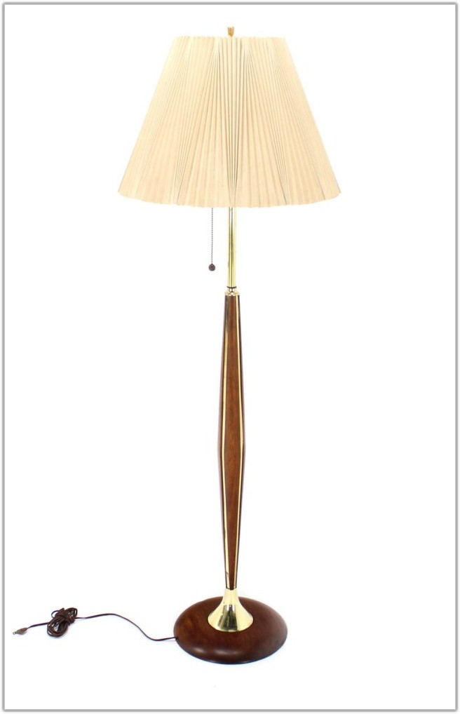 Mid Century Modern Floor Lamps With Table