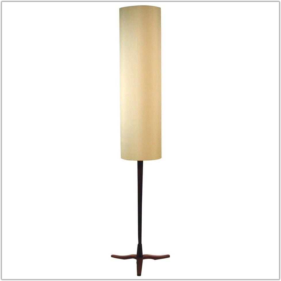 Mid Century Modern Tripod Floor Lamp