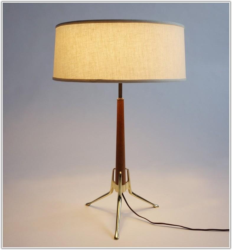 Mid Century Table Lamps Ebay