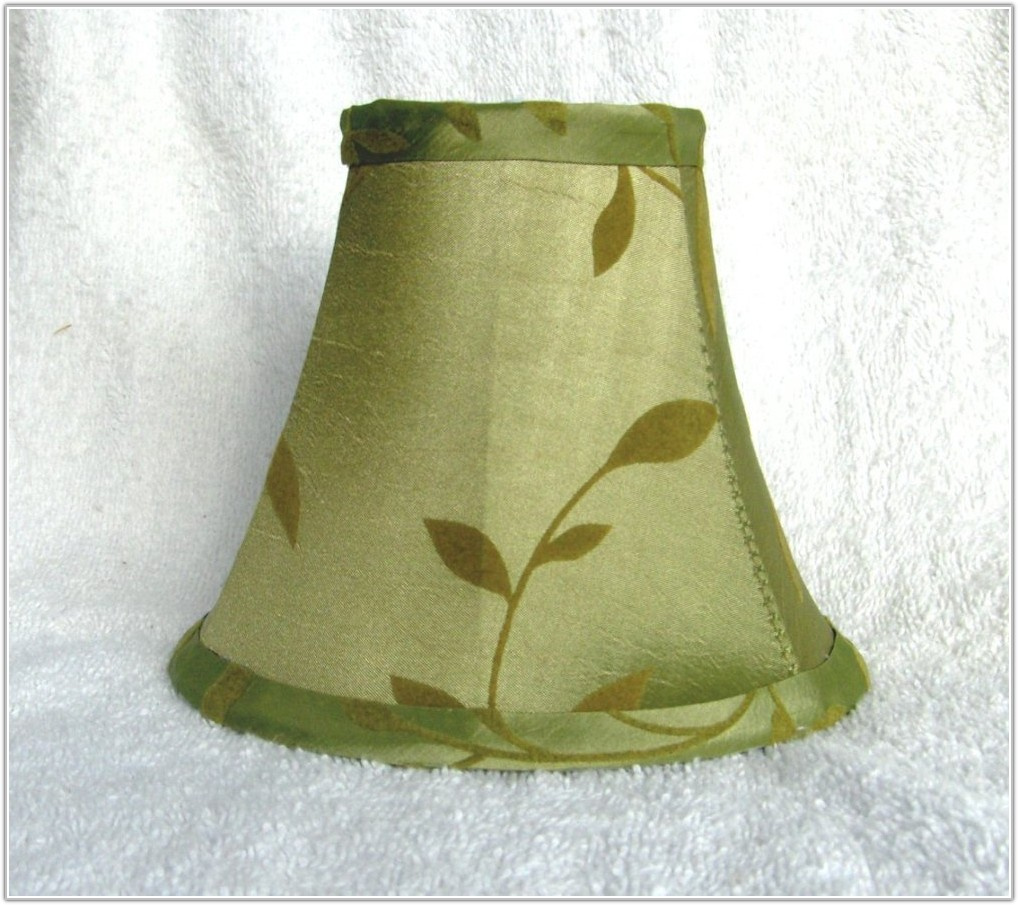 Mini Lamp Shades For Chandelier Home Depot