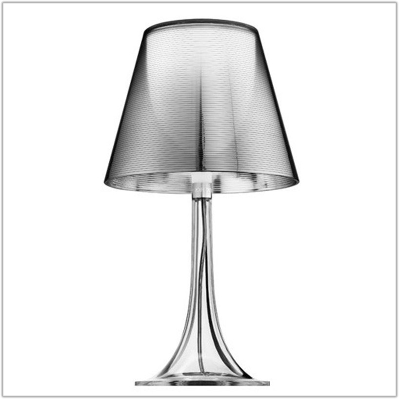 Miss K Table Lamp Red