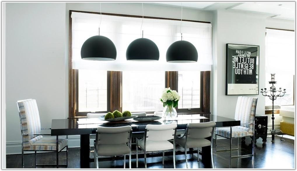 Modern Dining Room Pendant Lights
