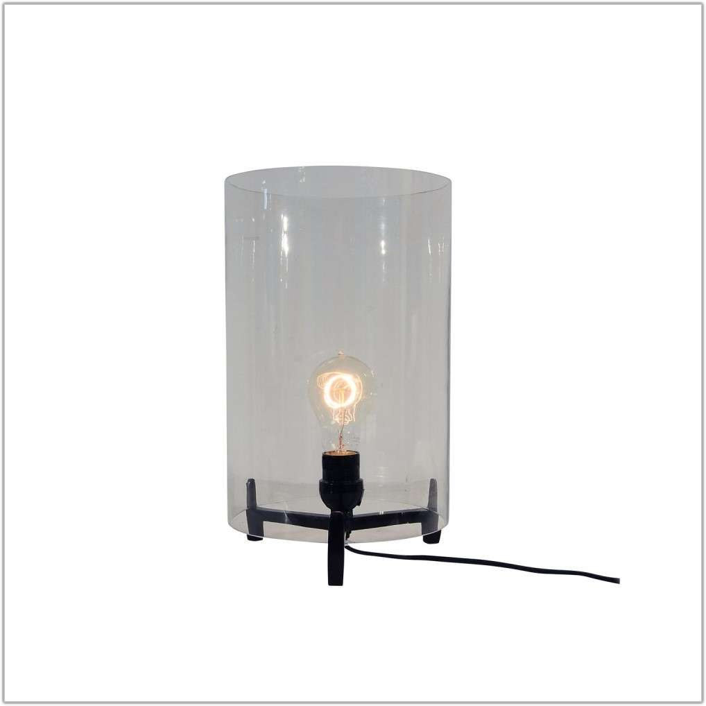Modern Glass Table Lamps Uk