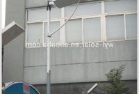 Modern Home Solar Led Street Lamp Post