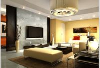Modern Living Room Lighting Images