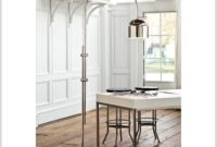 Modern Metal Arc Floor Lamp