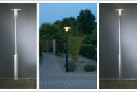 Modern Outdoor Lamp Post Lights