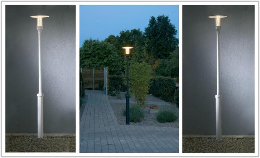 Modern Outdoor Lamp Post Lights