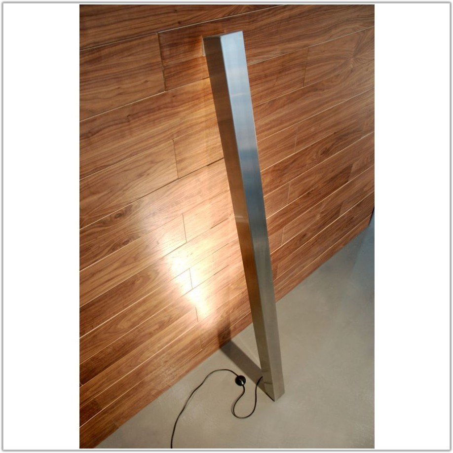 Modern Stainless Steel Floor Lamps