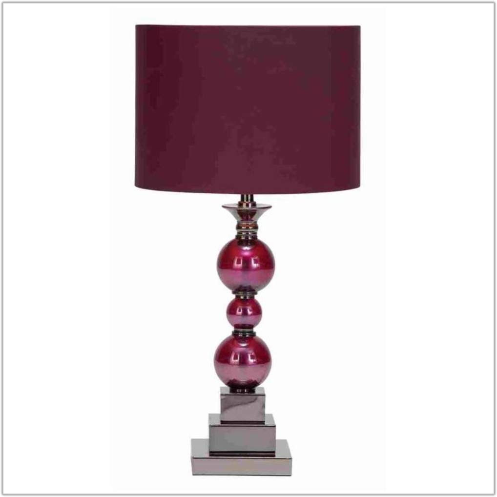 Modern Table Lamps With Glass Shades