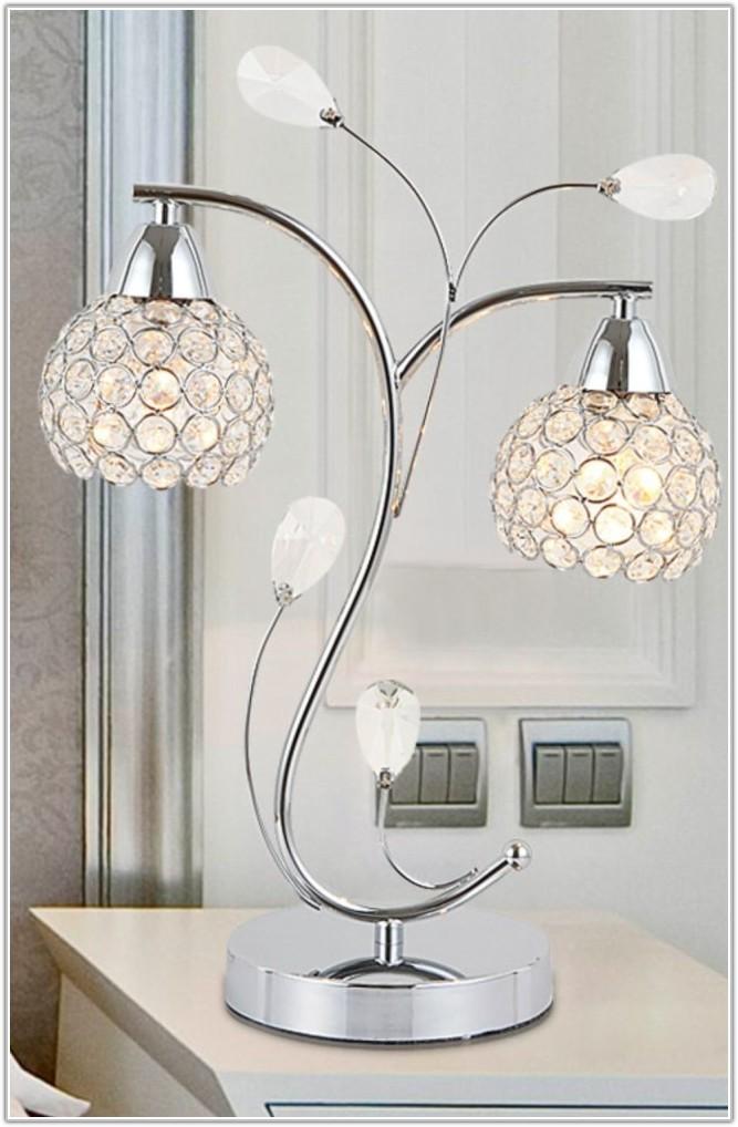Modern Tripod Floor Lamp Gold Leaf