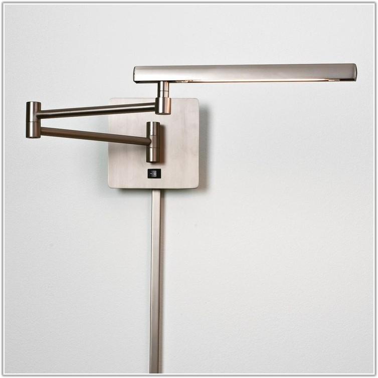 Modern Wall Swing Arm Lamp