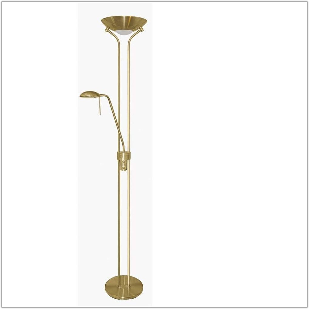 Mother And Child Floor Lamp With Dimmer