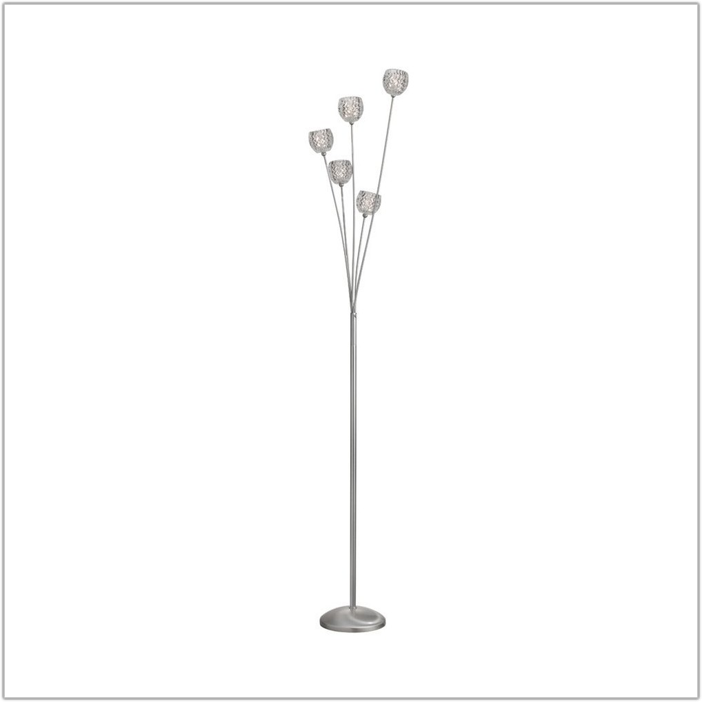 Multi 5 Light Floor Lamp By Adesso