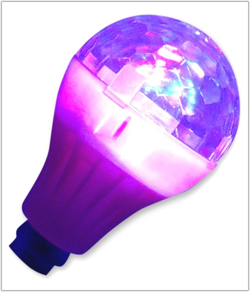 Multi Color Led Bulb India