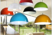 Multi Lamp Shade Ceiling Light