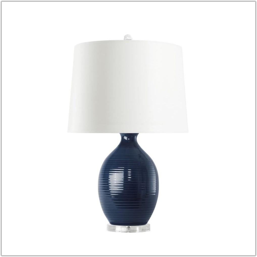 Navy Blue Lamp Shade Australia