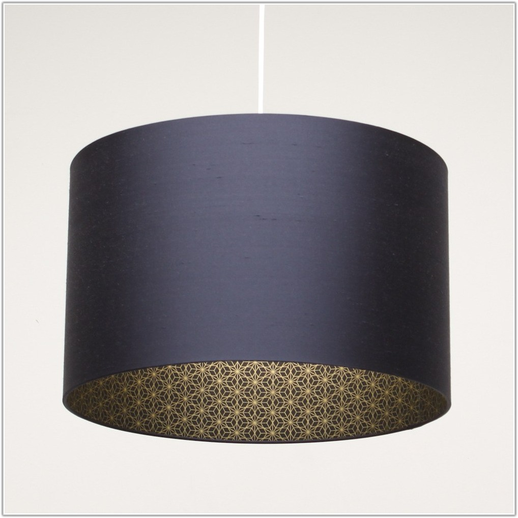 Navy Blue Lamp Shades Table Lamps