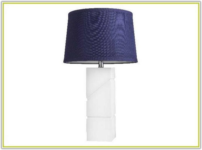 Navy Blue Table Lamp Target