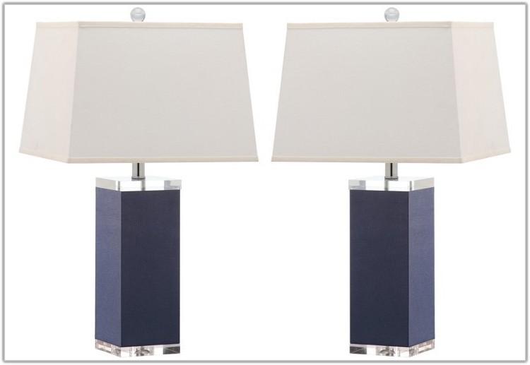 Navy Blue Table Lamp Uk