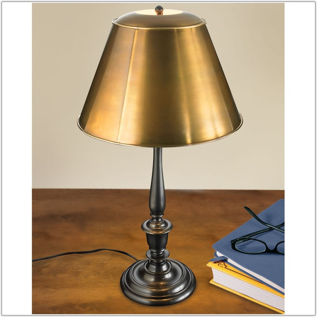 New York Library Desk Lamp