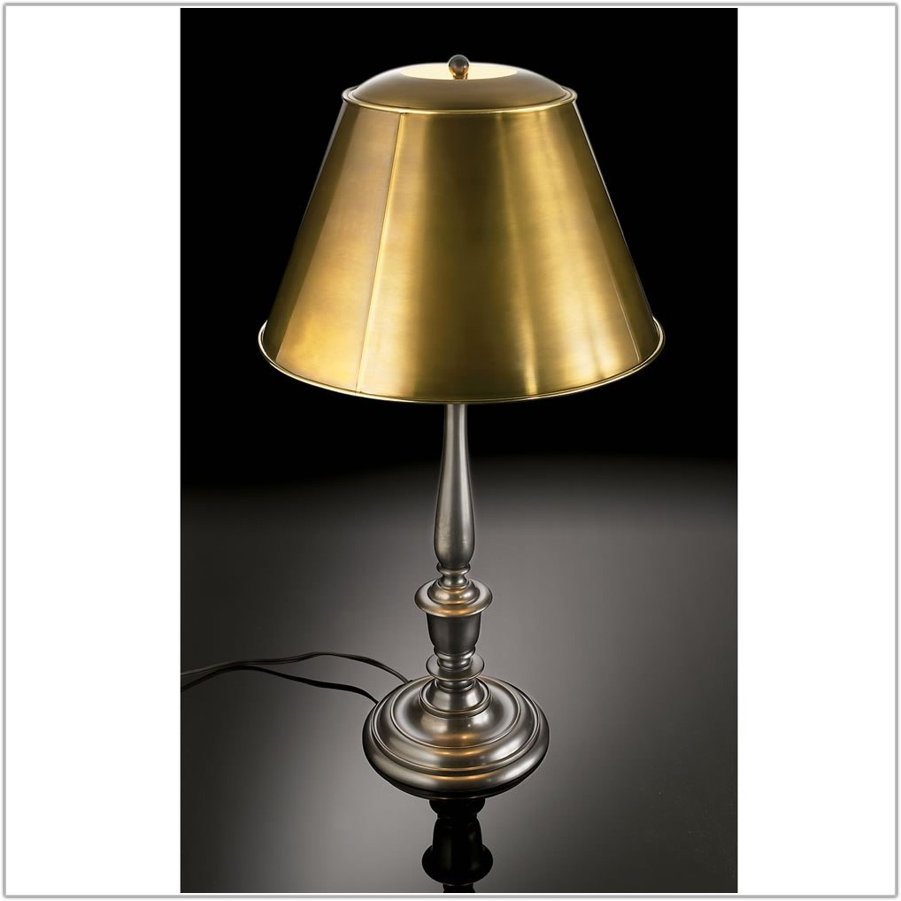 New York Public Library Lamp Hammacher Schlemmer