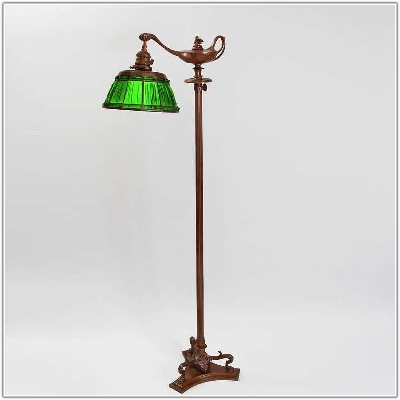 New York Tiffany Floor Lamp