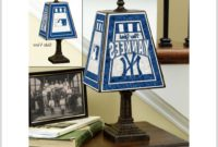 New York Yankees Table Lamp