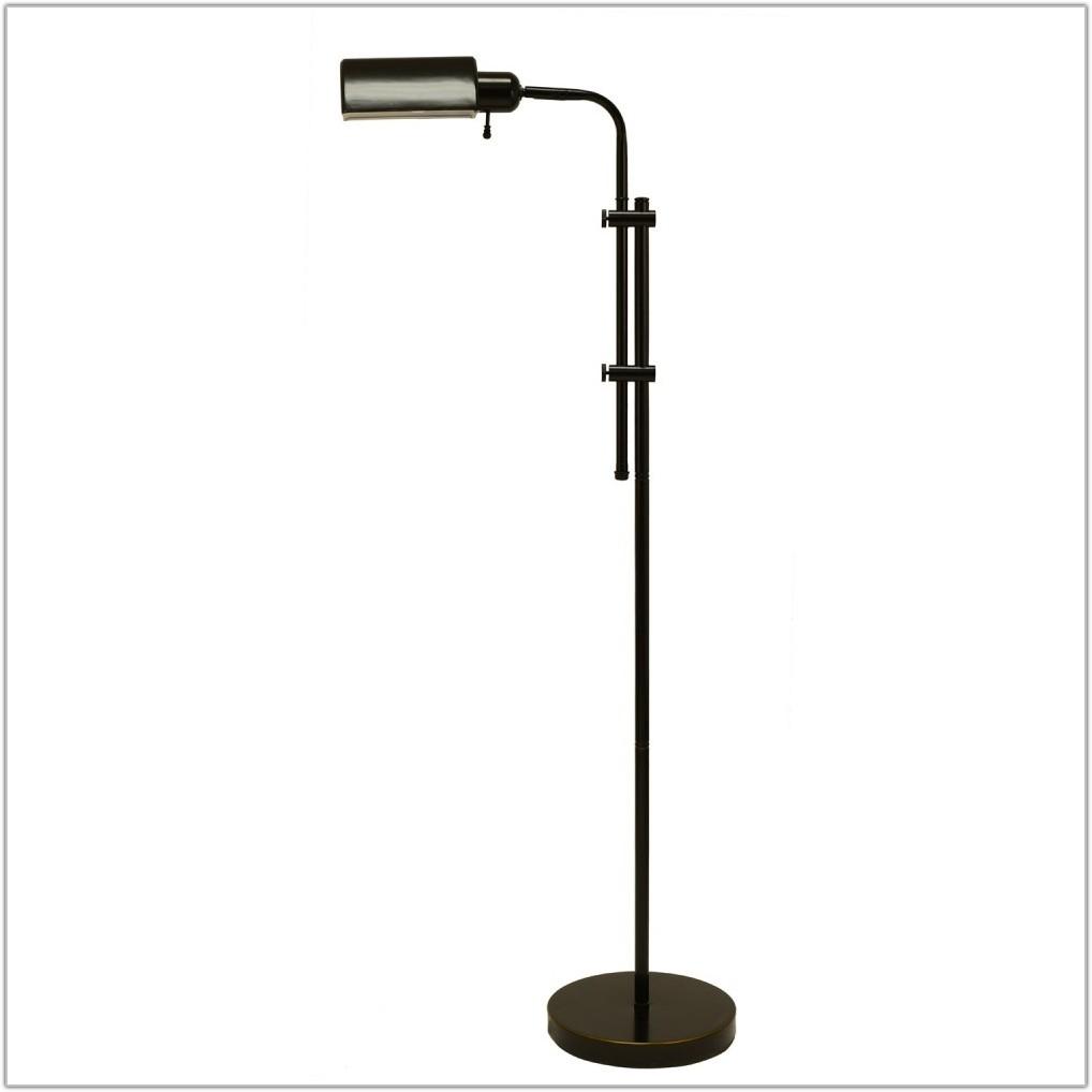 Oil Rubbed Bronze Pharmacy Floor Lamp