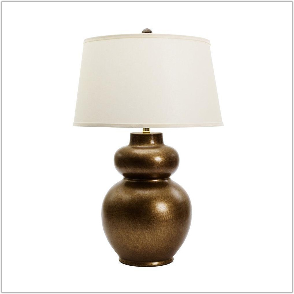 Old World Bronze Table Lamp